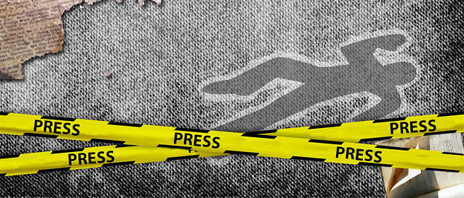 The story of India's slain journalists