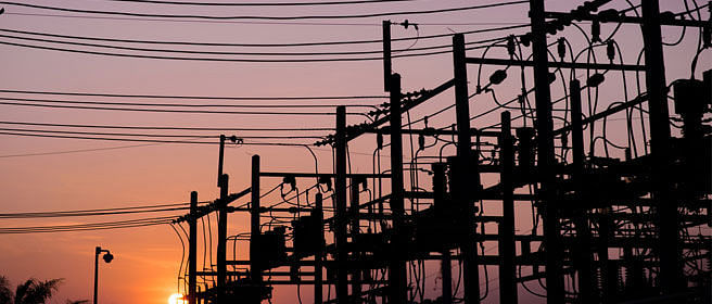 17 घंटे बिजली इस्तेमाल कर सिर्फ 20 फीसदी का बिल भुगतान