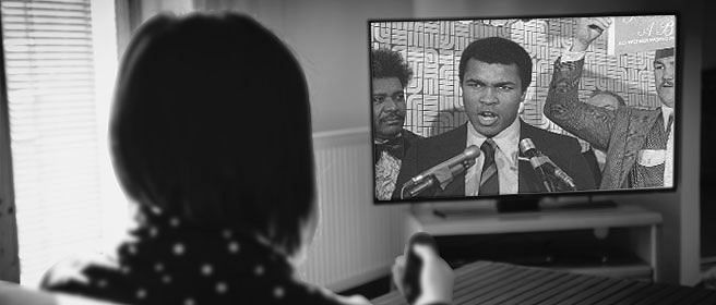What Muhammad Ali's story tells us about the media