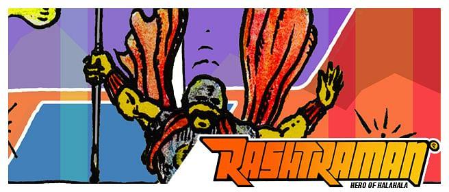 Rashtraman saves the day, again