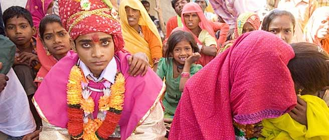 More than 10 Crore Indians married before the age of 18