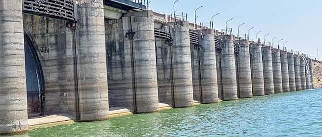 Maharashtra dams at 9 per cent of capacity, the lowest in eight years.