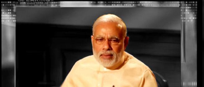 Why did Modi finally speak to 'bazaru media'?
