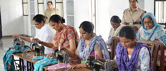 Prison inmates made goods worth more than Rs 150 crore in 2014