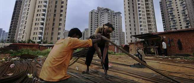 Government building homes that the poor don't want
