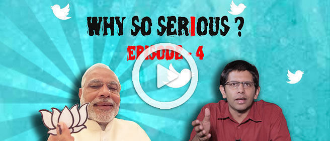 Why So Serious? – Episode 4: Who are Modi's 'Mitr' on Twitter?