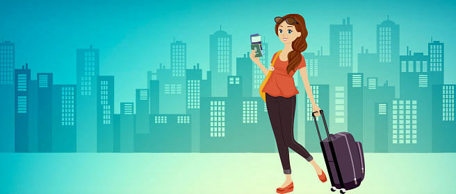 Indian women are travelling solo