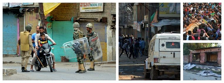The reality of reporting from Kashmir