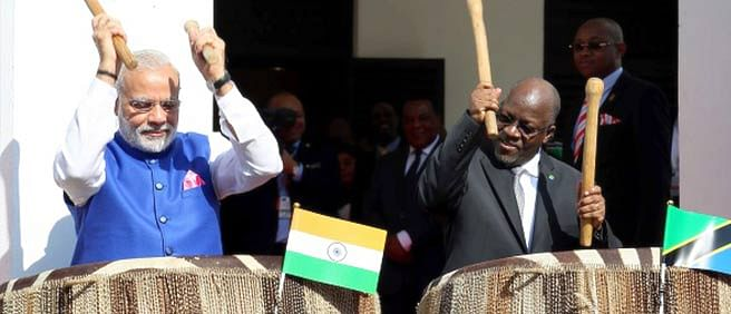 Make In Mozambique: The Real Reason for the Modi Visit