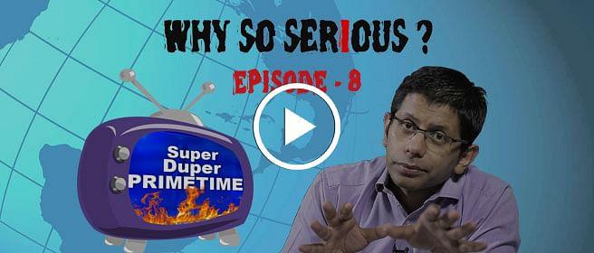 Why So Serious- Ep 8: Five tricks primetime news panelists follow