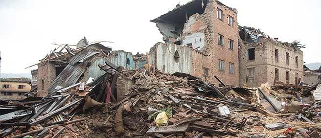 India, Bangladesh and Myanmar Face Big Quake Threat