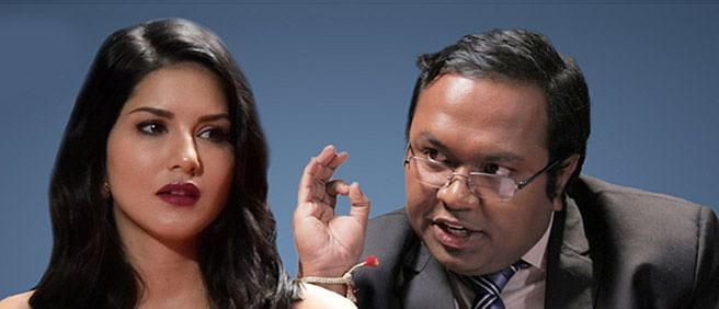 When Arnub met Sunny Leone
