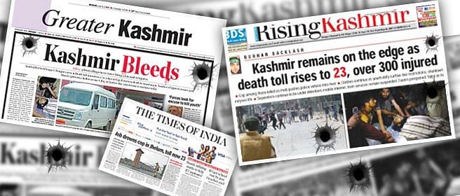 #KashmirUnrest: The difference in what Delhi and Kashmiri media saw