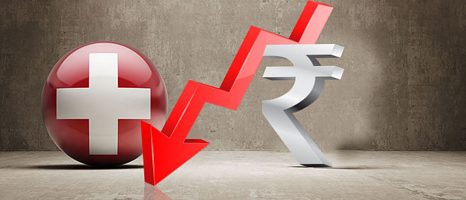 Indian Money held in Swiss Banks the Lowest Among BRICS Nations
