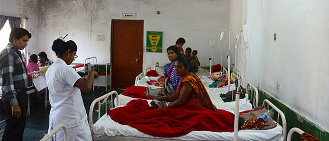 Maternal hospitals in six states struggle with hygiene and toilets