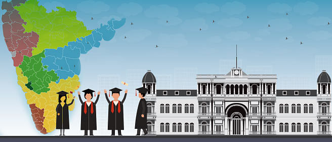 More than two-thirds of autonomous colleges in the country are from south India