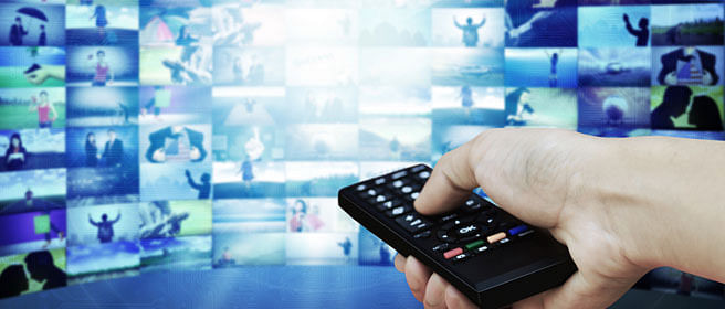 Monitoring TV channels is a failure