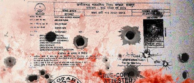 Is Chhattisgarh Police's 'hardcore naxalite' just an innocent kid?
