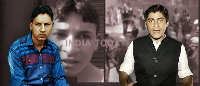 India Today and the curious case of the stone-pelter's confession