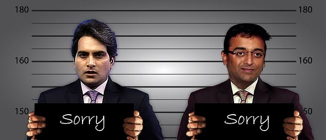 Zee News drama: Sudhir Chaudhary offers to quit