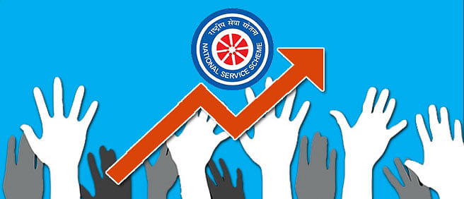 Tamil Nadu has the highest number of National Service Scheme (NSS) volunteers