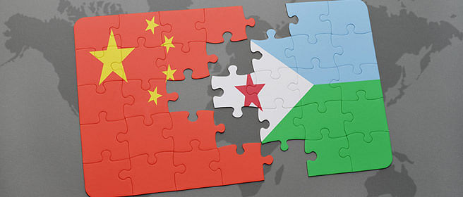 China Sets Up Shop in Africa