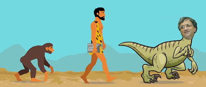 On Ramachandra Guha and Left-leaning Dinosaurs