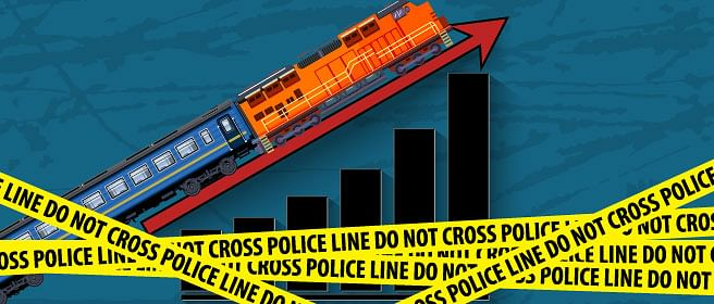 Indian Railways are getting unsafer by the year