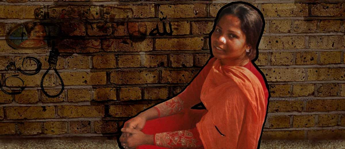 Why is Pakistan silent over blasphemy accused Aasia Bibi?