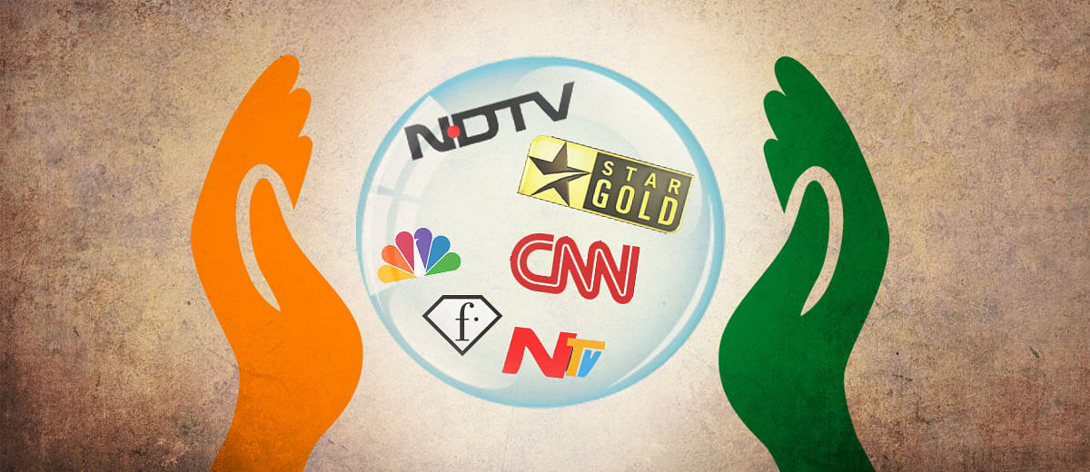 #NDTVBanned: Here's Why The Centre's Gag Order Is Unfair