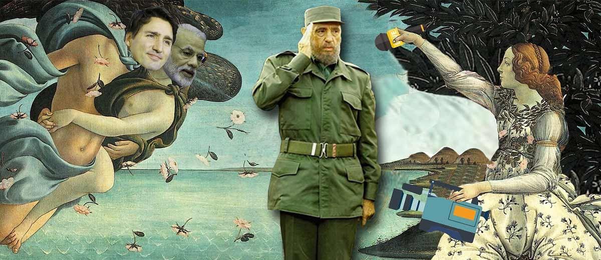 Castro Is Dead: Viva La Hypocrisy