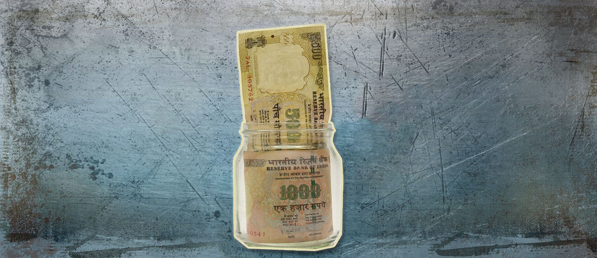 All You Need To Know About The Withdrawal Of The Old Rs 500 & Rs 1000 Notes