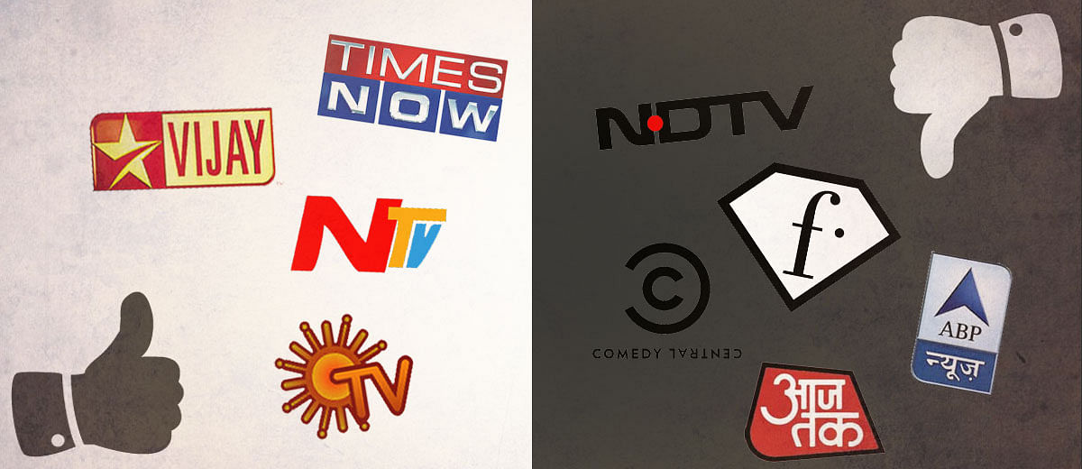 Is The Government Being Partial Towards Some TV Channels?