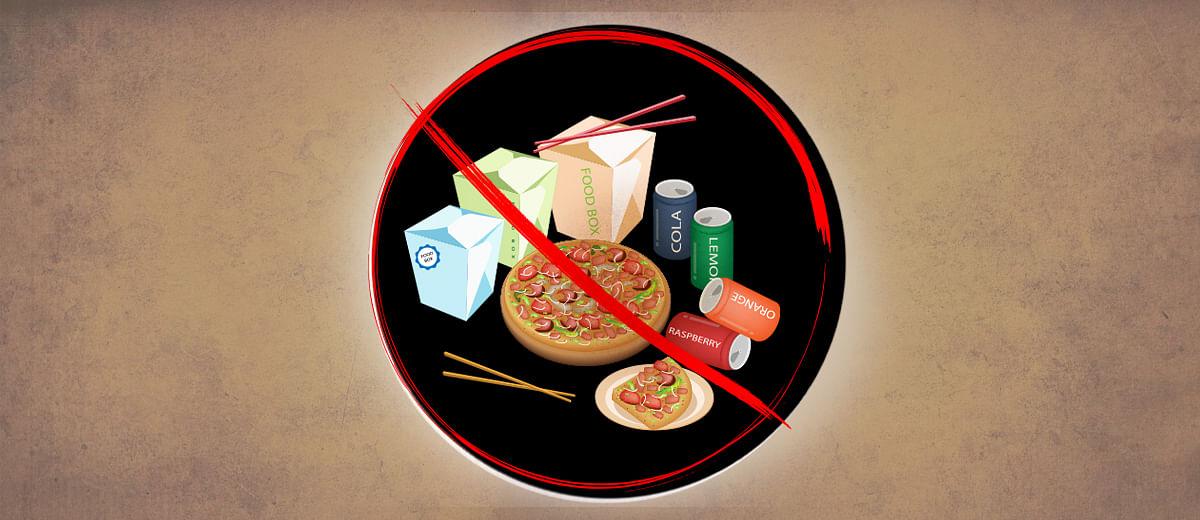 UGC Requests Universities To Ban Junk Food