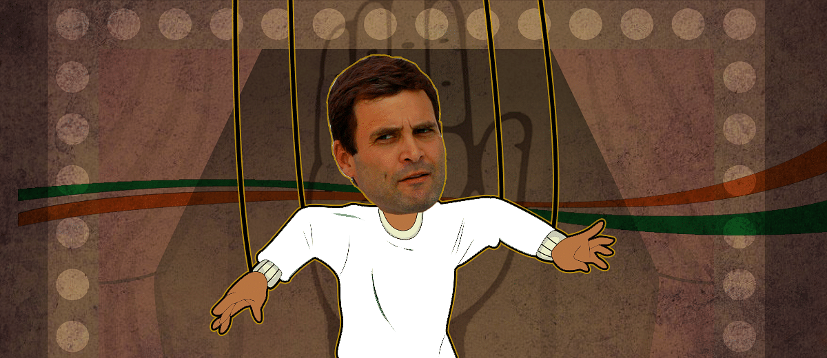 Stop Forcing Rahul Gandhi To Be A Politician