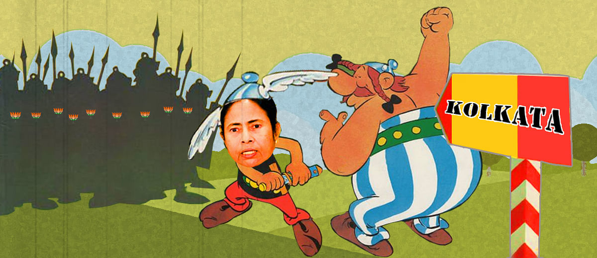 Could Mamata Banerjee Be The Asterix To BJP And The Army