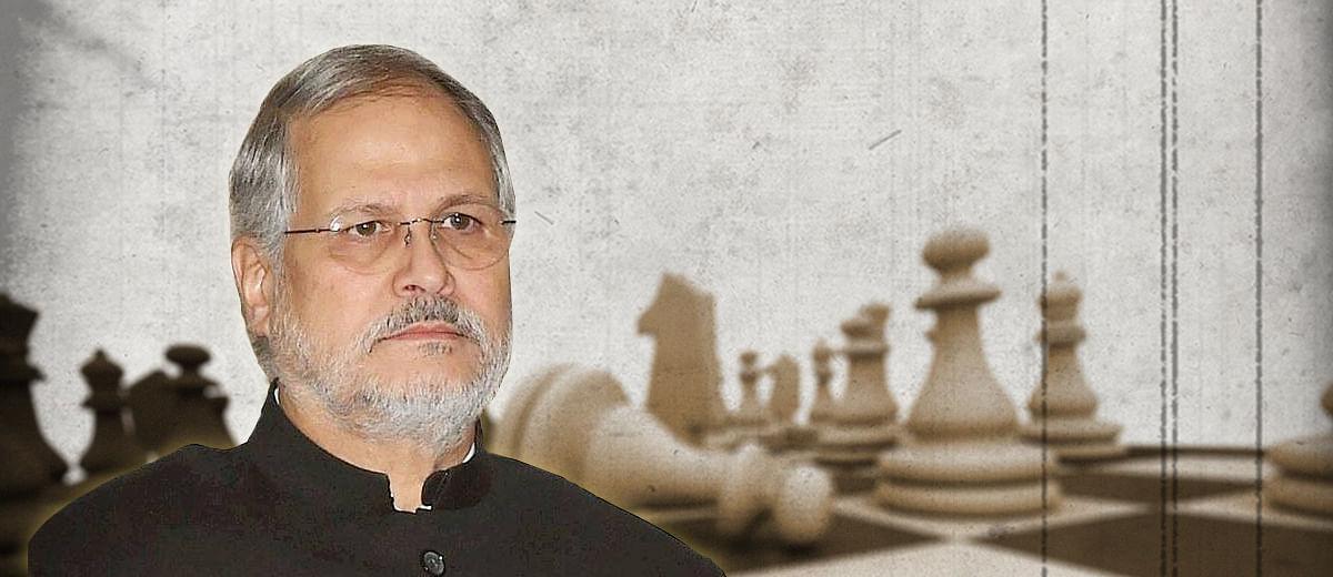 Why Najeeb Jung Quit New Delhi, According To News-Wallahs
