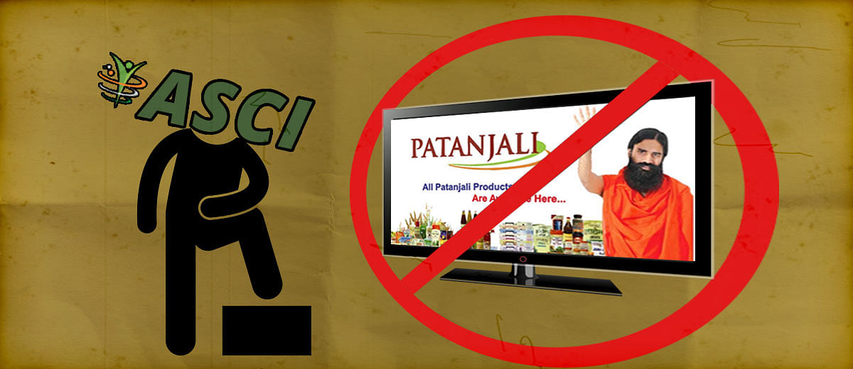Patanjali Ads Have Been Found Violating ASCI Code
