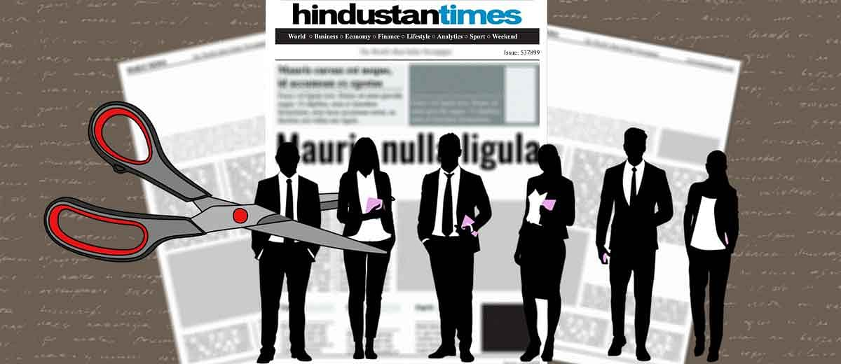 Hindustan Times Is Shutting Down Four Editions