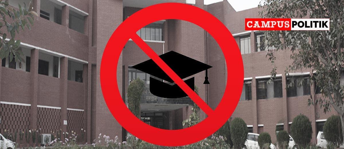 "Journalism College suspends its student over ""wild allegations"""