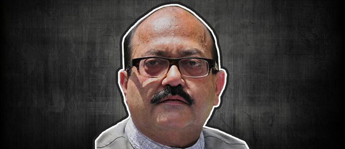 The liaison man of power politics and celluloid glamour: The swift rise and fall of Amar Singh