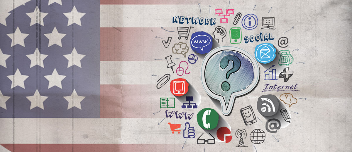 America's Great Social Media Divide