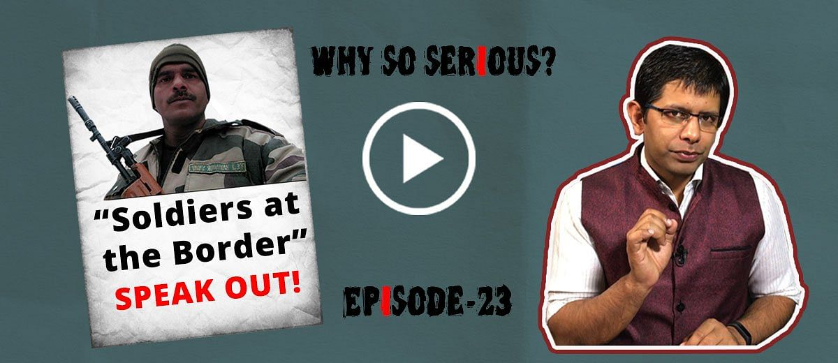 """Why So Serious? Ep 23: Now, """"Soldiers at the Border"""" Speak Out!"""
