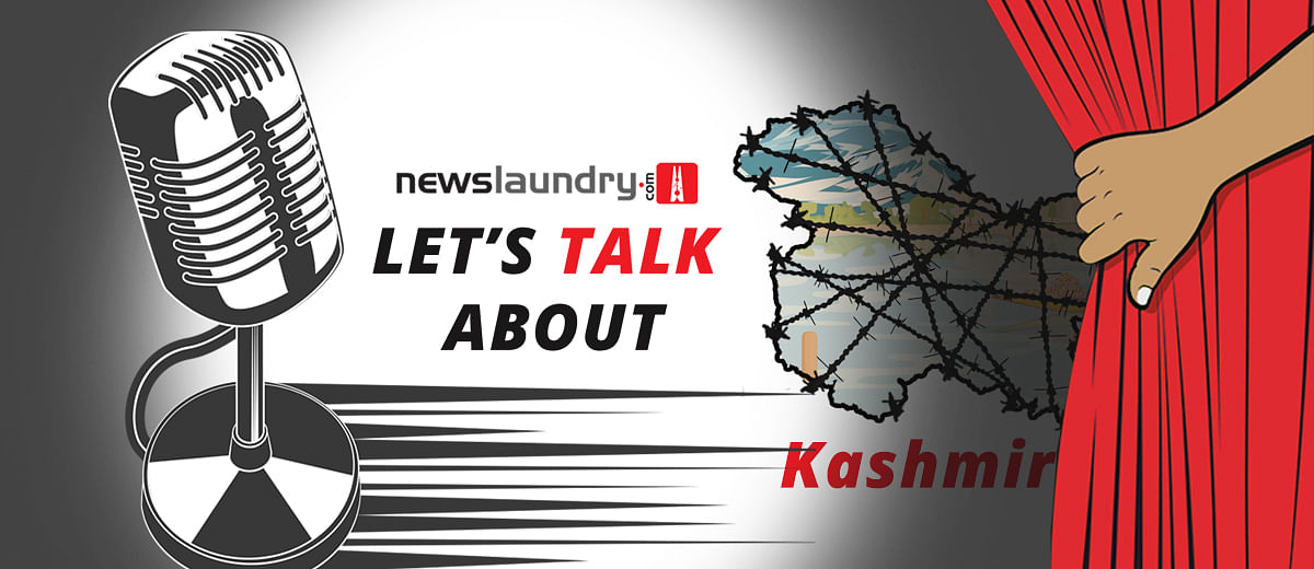 Coming Soon – Let's Talk About: Kashmir
