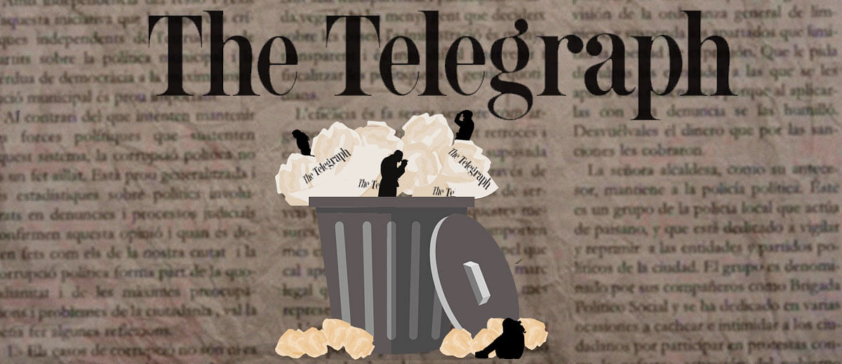 The Telegraph Lay-offs: Is It The End Of The Era Of Field Reporting?