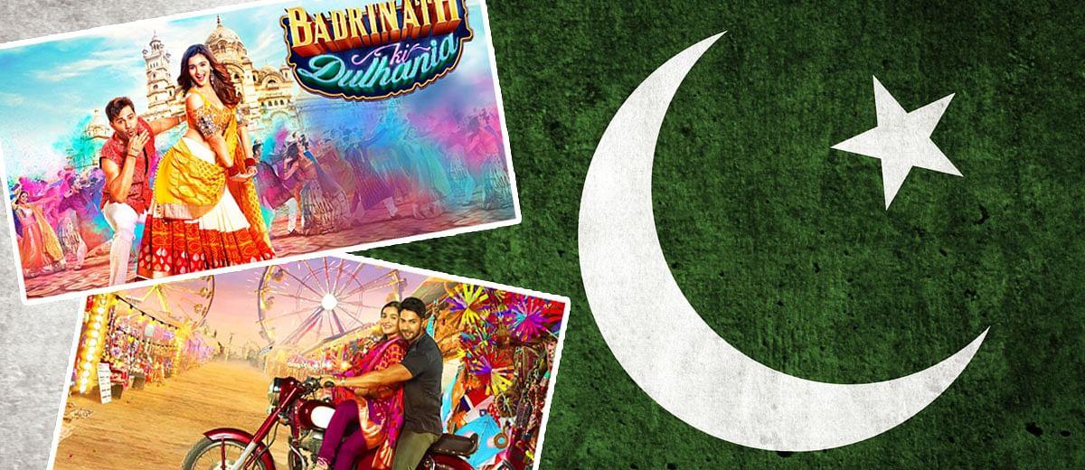 Watching Badrinath Ki Dulhania In Pakistan