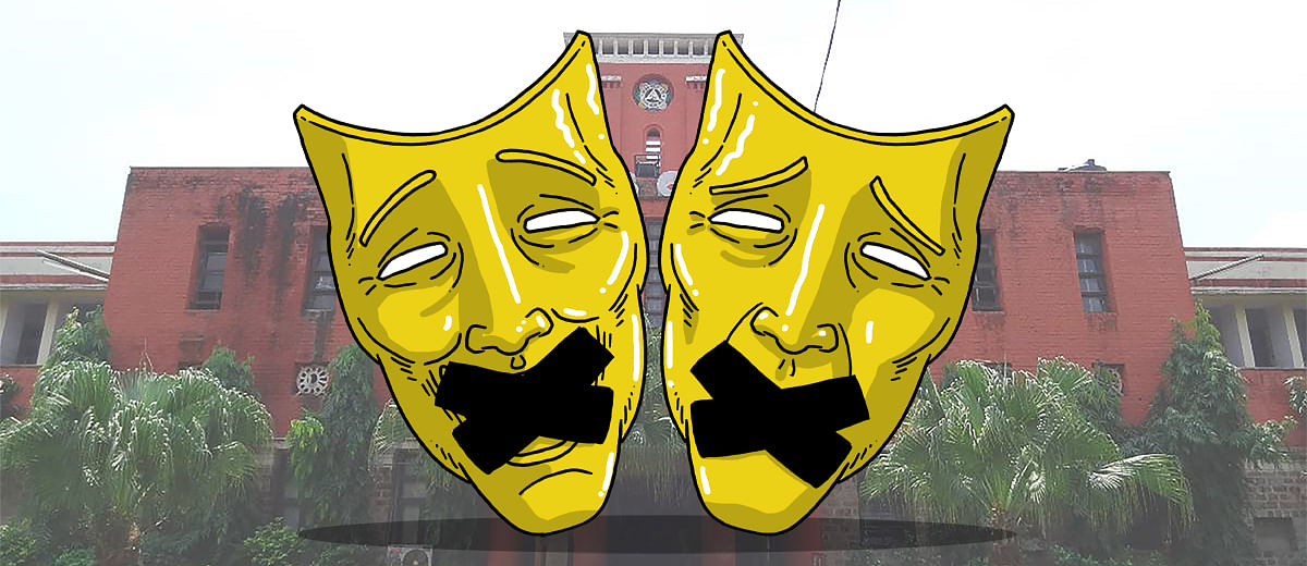 Four plays cut at the last minute in Ramjas due to their 'sensitive nature'