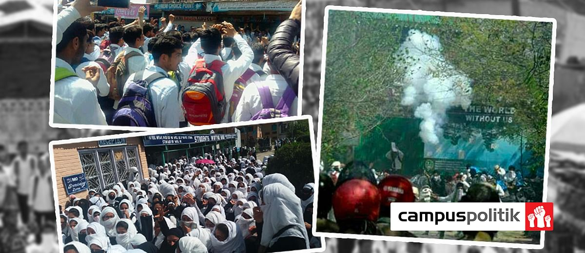 Kashmir unrest: Students weigh in on the protests in the valley