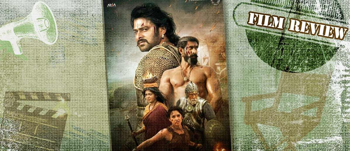 Baahubali 2: The Conclusion is a failure of the imagination