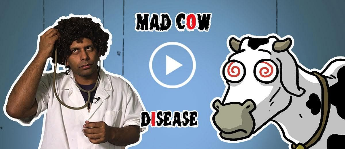 Why So Serious? Ep 27 – Mad Cow Disease Grips India